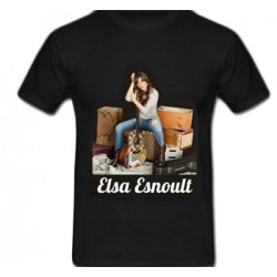 Tee-Shirt unisex Elsa Esnoult photo